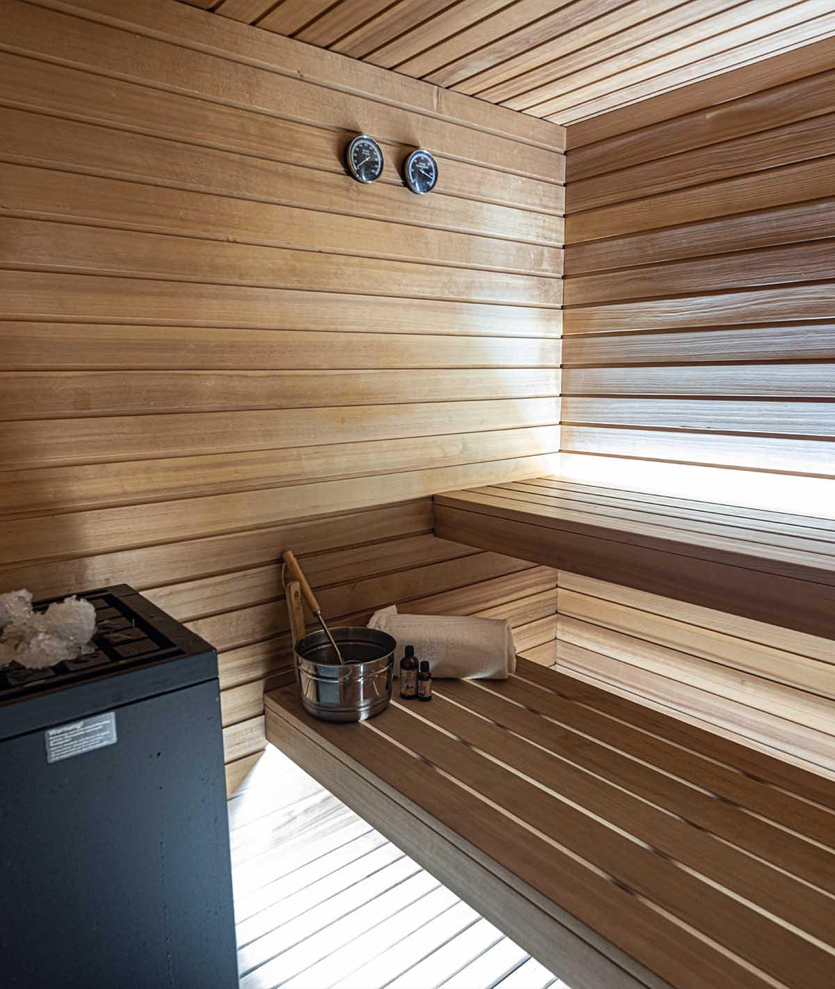 sauna soft